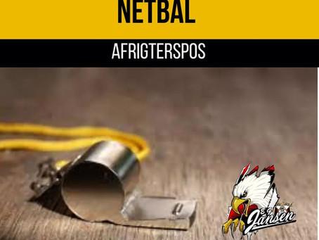NETBAL-AFRIGTERSPOS