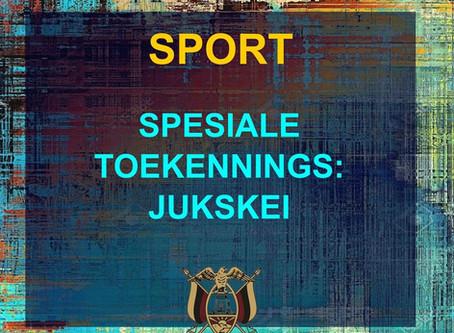 PRYSUITDELING 2019 -SPORT - JUKSKEI