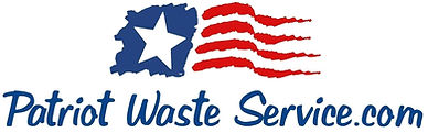 patriot waste service logo