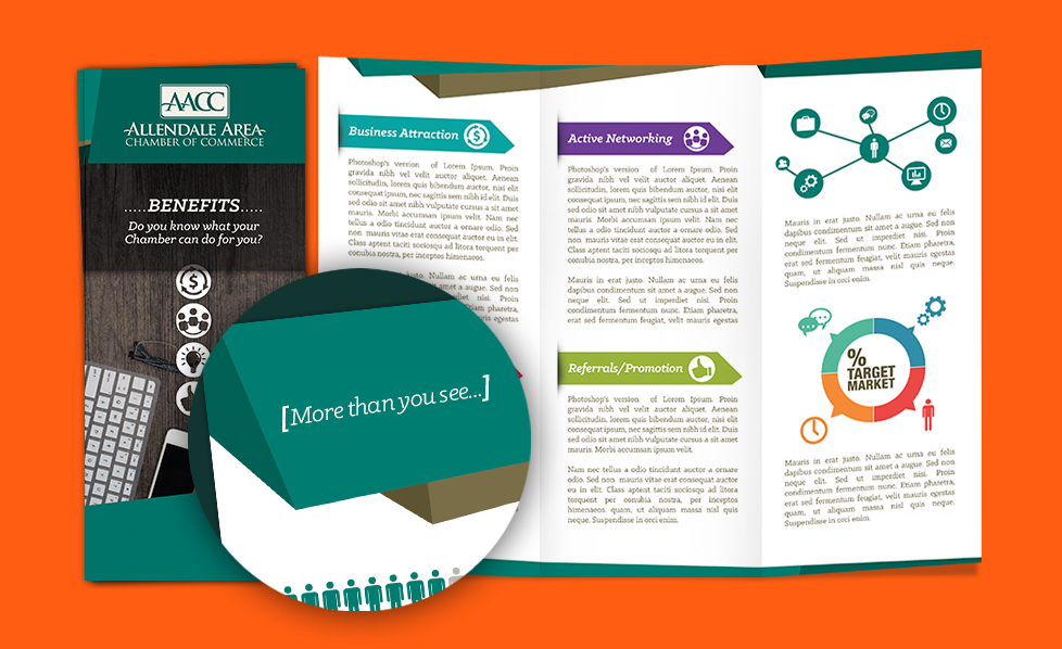 Chamber informative brochure