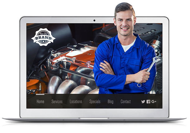 Auto Repair Websites
