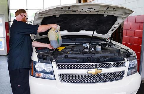 quick lube services in Grand Rapids