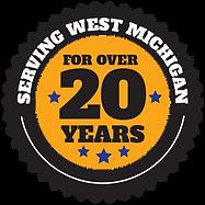 West Michigan Badge
