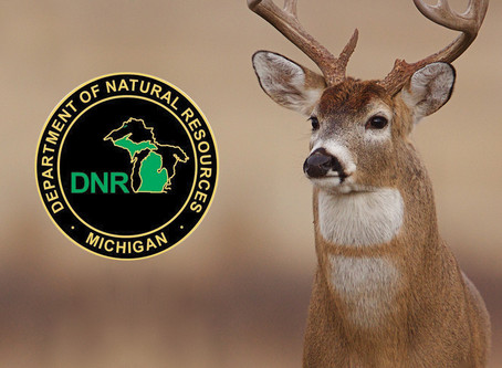 Michigan Department of Natural Resources Chronic Wasting Disease Frequently Asked Questions