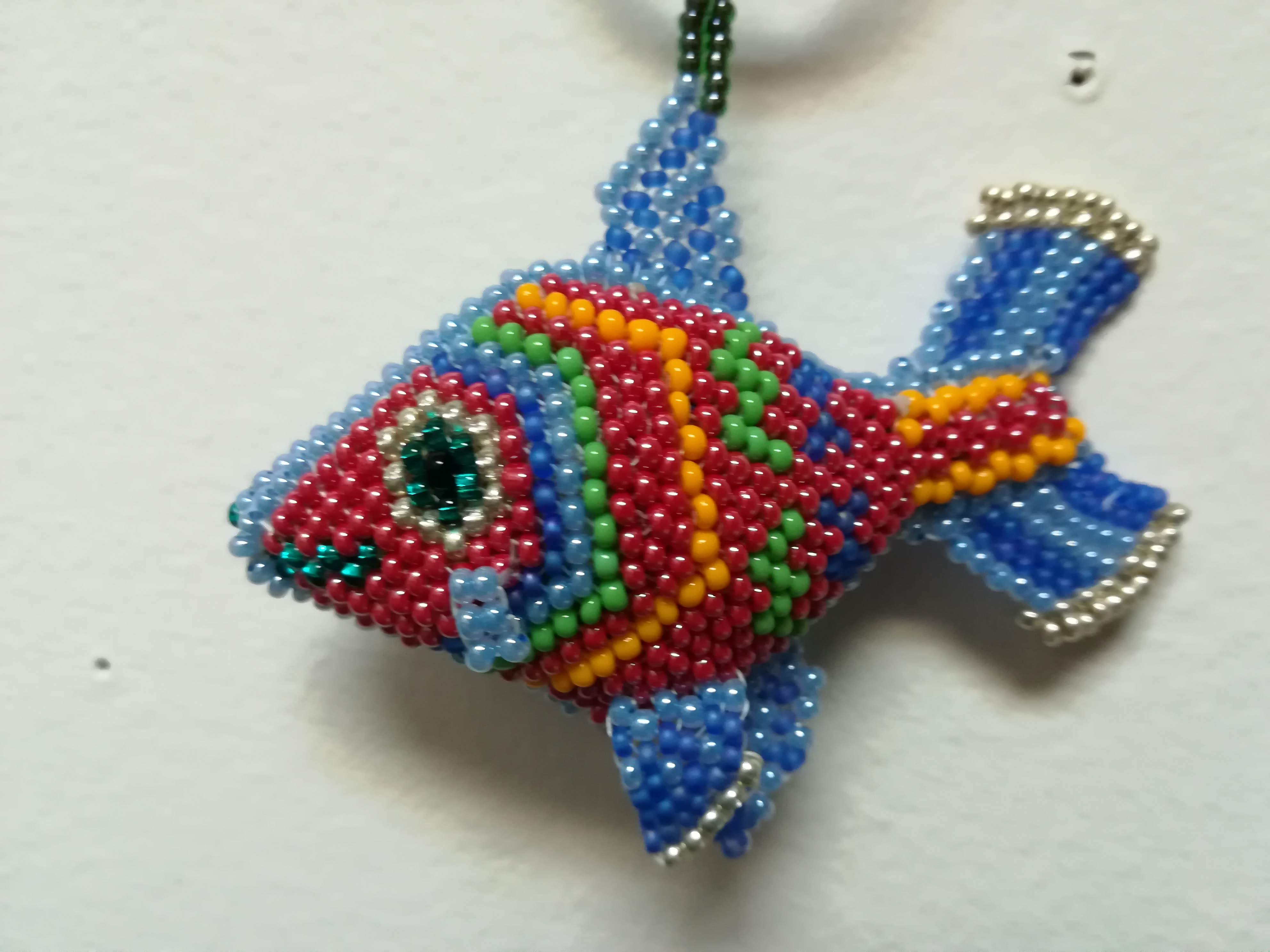 Porte-clés Poisson/Fish Key Chain