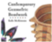 Contemporary Geometric Beadwok