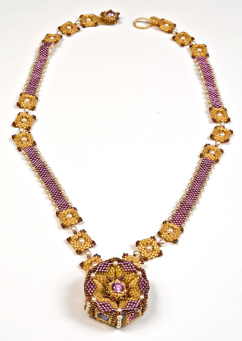 Imperial Crown Necklace