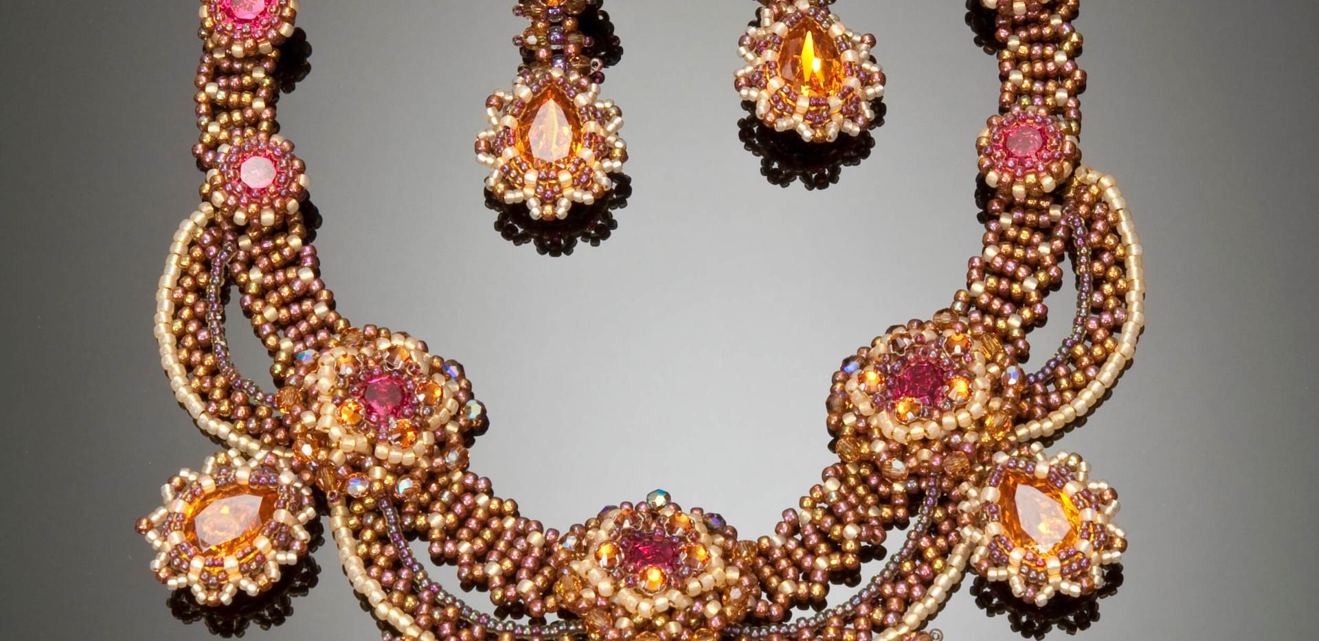 Fuchsia & Crystal Copper