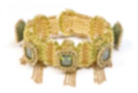 Cique Wristlet Chartreuse.jpg