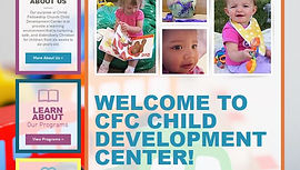 Preschool in Fort Collins Website Design