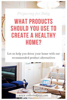 Creating a healthy home before baby arri