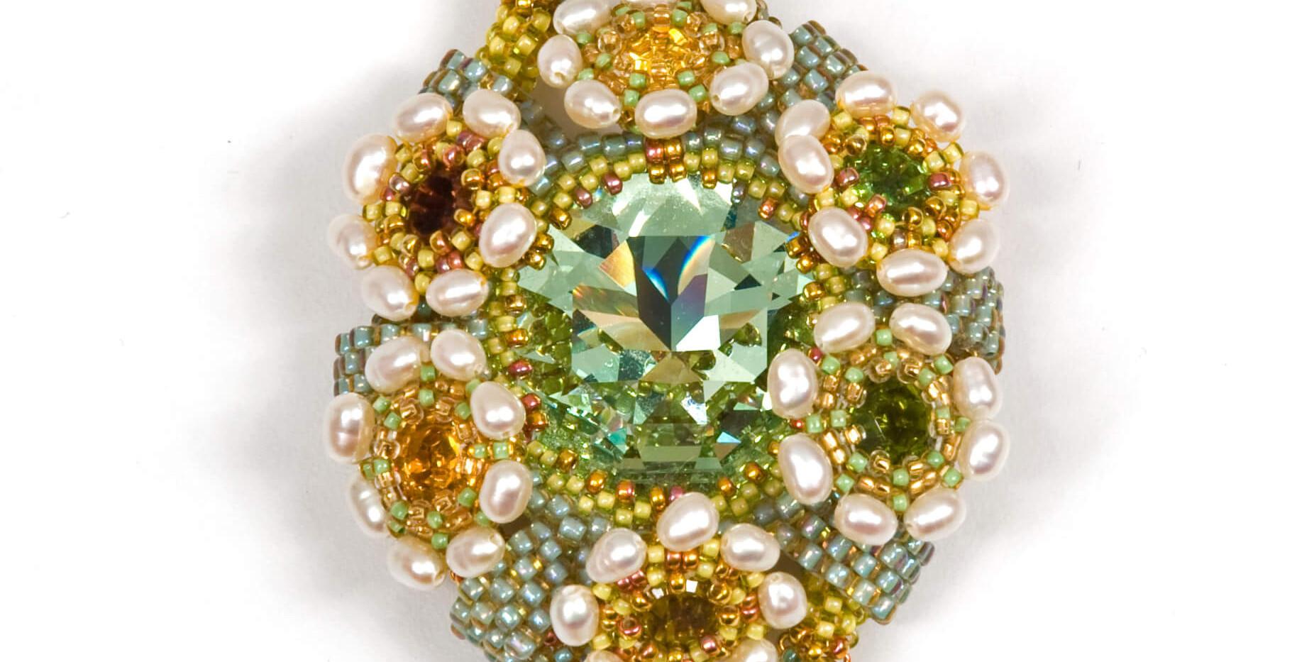 Peridot Greens Closeup