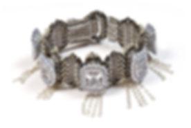 Cinque Wristlet Silver.jpg