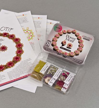 Flower Motif Kit