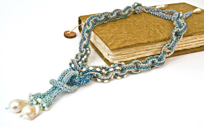 Labyrinth Necklace by Melanie Potter