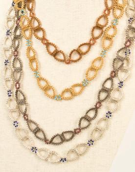 Dew Drops Links Necklaces