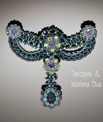 Tanzanite & Montana Blue