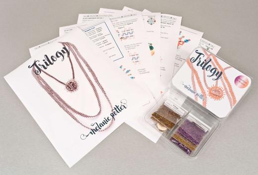 Trilogy Necklace Kit