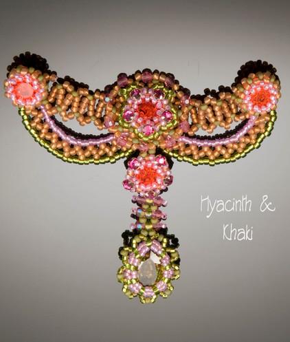 Hyacinth & Khaki