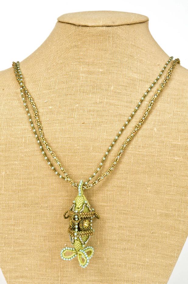 Palazo Lanterna Necklace
