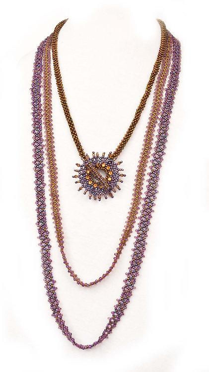 Trilogy Necklace