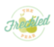 The Freckled Pear