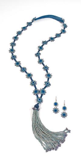 Swinging Starlets in Blue & Silver