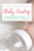 Baby Gear Checklist Feeding Essentials.p