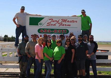 Turf Master's Team