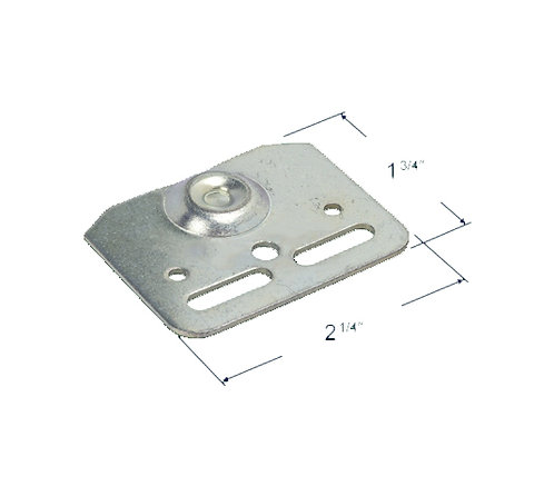 Hardware - Metal Floor Plate