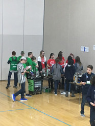 Meeting with Alliance Partners North Branch Tournament.