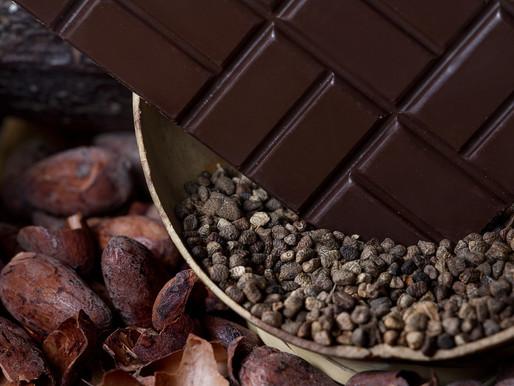 Nunca es mucho chocolate