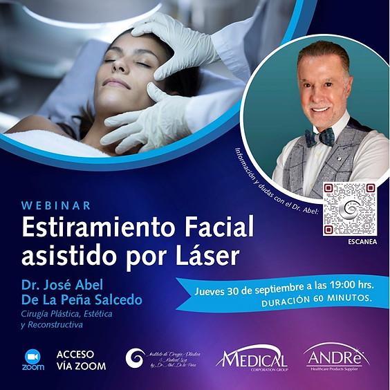 Estiramiento Facial asistido por Láser