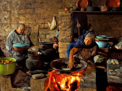 Del pan a la tortilla: crónicas de un chileno en méxico