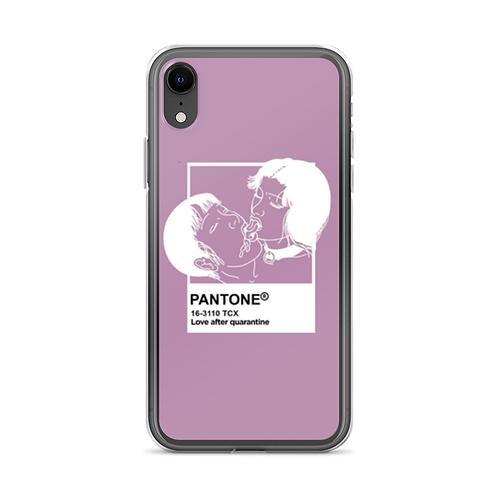 Pantone Love after Case