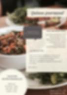 Recette Dietistic quinoa