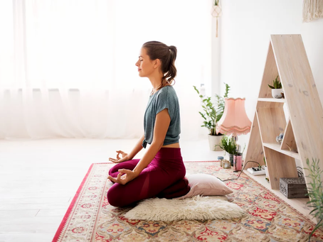 WHEN THE STUDENT IS READY, THE STUDENT WILL READ THE YOGA SUTRAS
