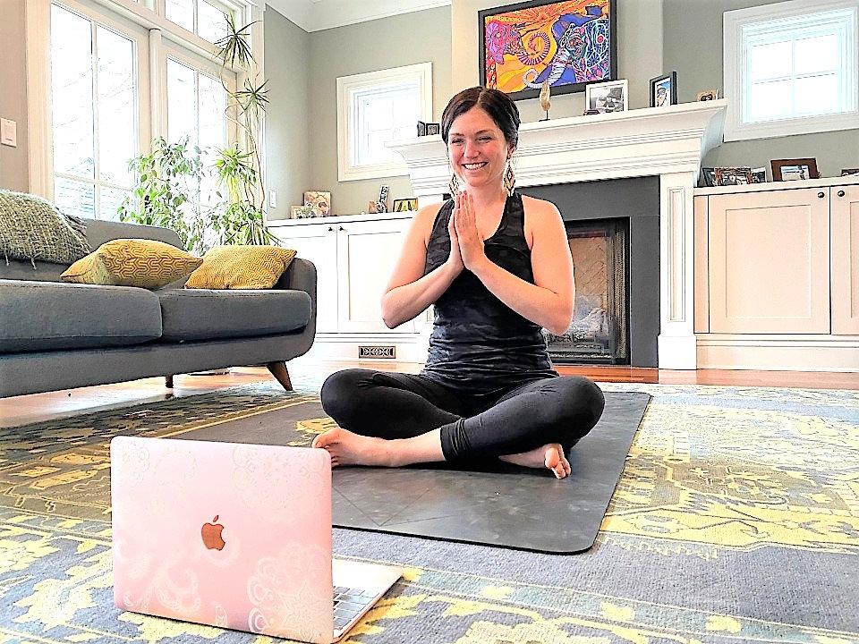 Private Yoga Session - Virtual