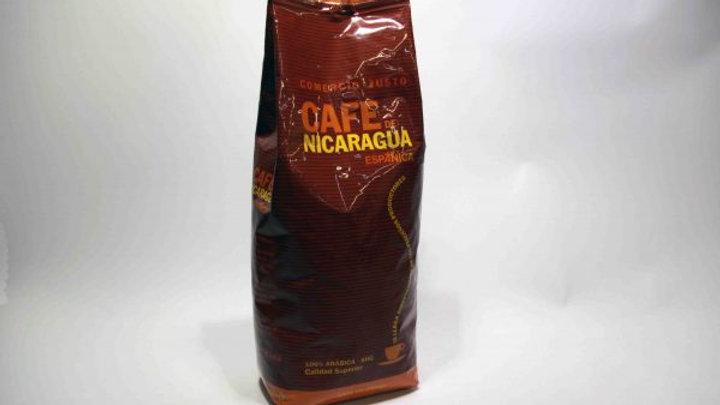 NIKARAGUA KAFE ALEAK. 1KG. CAFÉ NICARAGUA GRANO 1KG