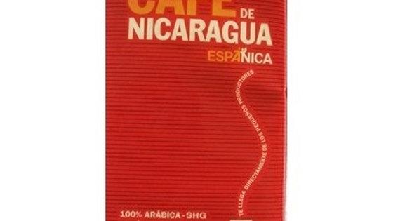 NIKARAGUA TXIGORTUTAKO KAFEA EKO. CAFÉ MOLIDO NICARAGUA 100% ARABICA. ECO