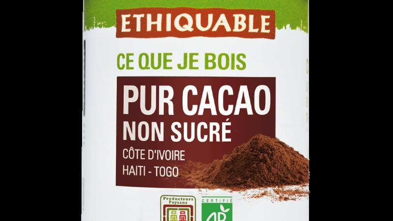 ETHIQUABLE KAKAO PURUA HAITI TODO. CACAO PURO ETHIQUEABLE HAITI-TOGO
