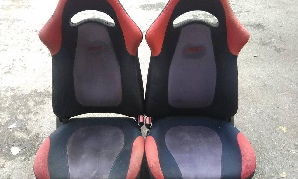 Ver 5/6 GC8 Front Seats
