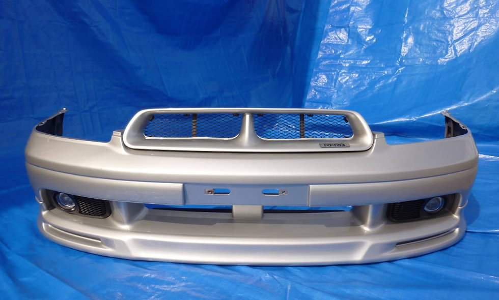 JDM BE/BH bumper and RFRB grille
