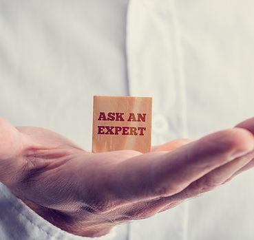 Fråga en expert