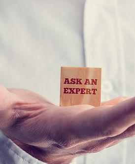 Ask an Expert