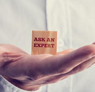 Vraag een Expert