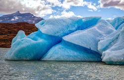 Otherwordly Iceberg