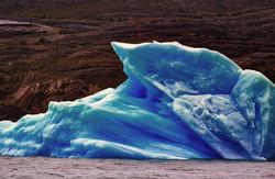 Textures of Ice-El Calafate