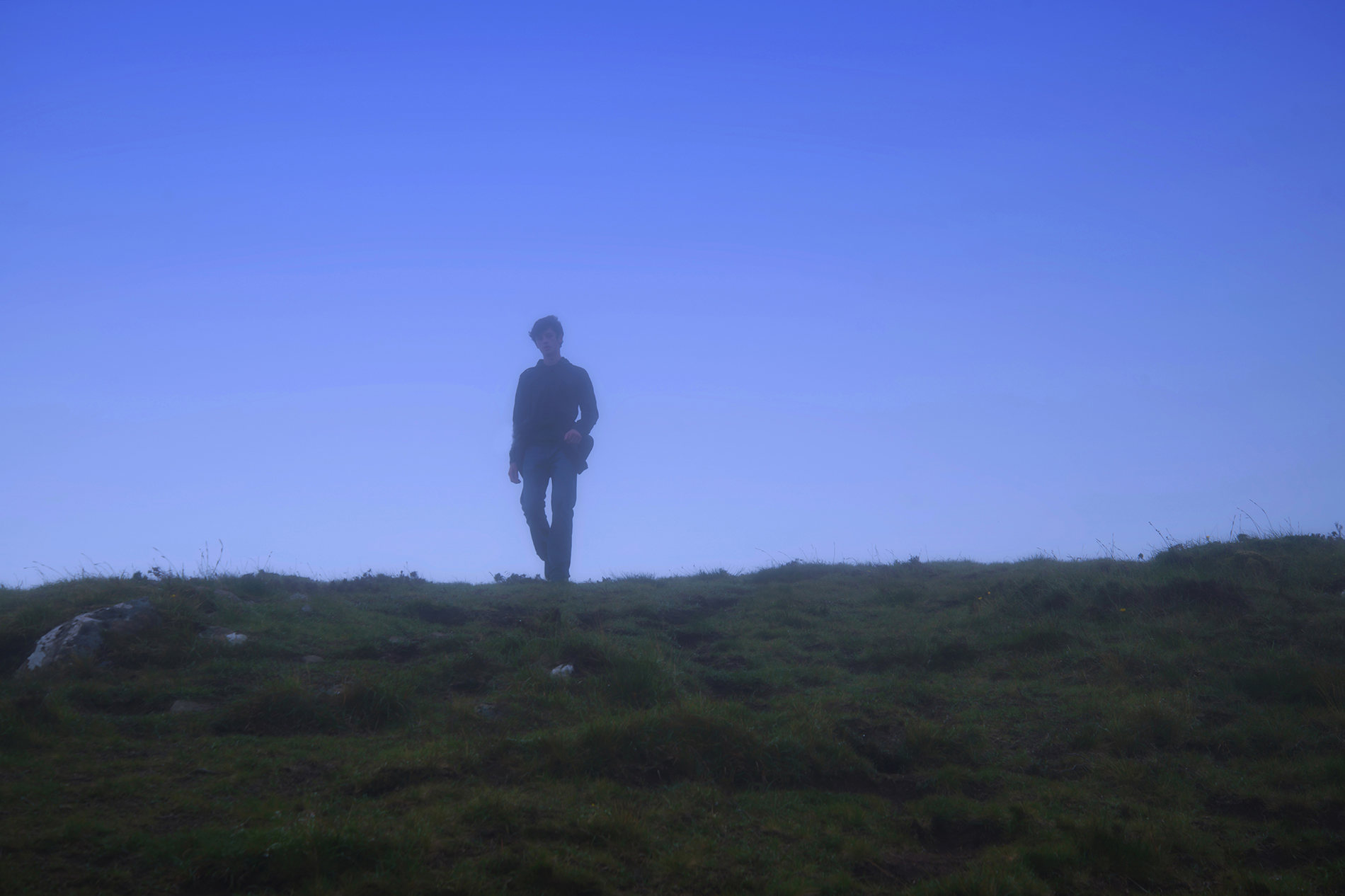 Through the mists of Quiraing...Julian