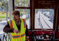 Motorman-San Francisco Cable Car